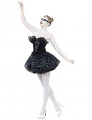 Tutù da ballerina nera per adulto