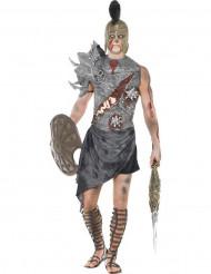 Costume Gladiatore romano Zombie Halloween