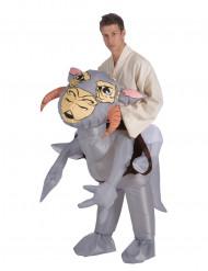 Costume Tauntaun™ gonfiabile adulto