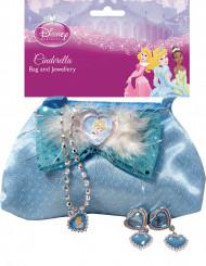 Borsa accessori cenerentola bambina