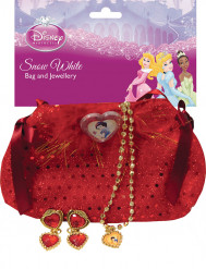 Kit accessori Biancaneve bambina