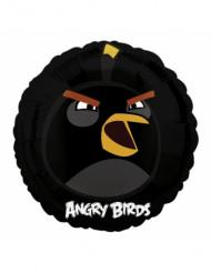 Palloncino in alluminio nero Angry Birds™
