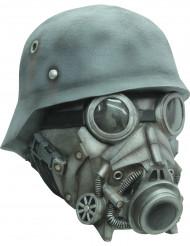 Maschera soldato chimico adulto