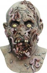 Maschera zombie infetto adulto halloween