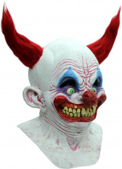 Maschera clown adulto halloween