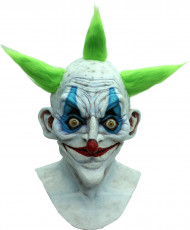 Maschera vecchio clown adulto