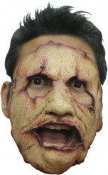 Maschera serial killer spaventoso adulto Halloween