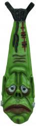 Cravatta verde Frankenstein