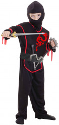 Costume ninja ragazzo