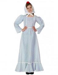 Costume spagnola tradizionale bambina