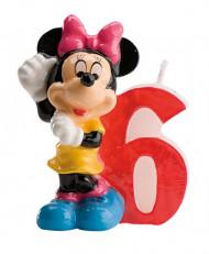 Candella numero 6 Minnie™