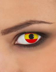 Lenti a contatto fantasia Spagna