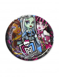 5 Piattini di carta Monster High™