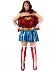 Costume da Wonder Woman™ per taglie forti
