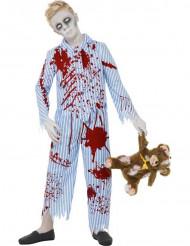 Costume zombie bambino pigiama Halloween