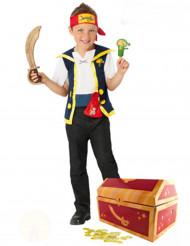 Costume da Jake il Pirata™ con accessori bambino