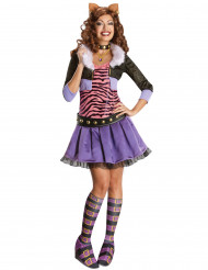 Costume Clawdeen Wolf Monster High™ donna