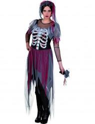 Costume sposa gotica donna Halloween