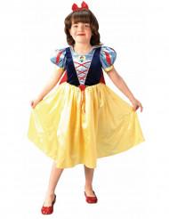 Costume da Biancaneve con cerchietto per bambina