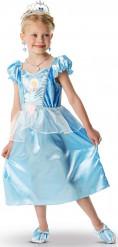 Costume da Cenerentola™ con bijoux per bambina