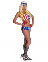 Costume Lady Gaga™ America donna