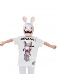 Maschera e t-shirt Rabbids™.