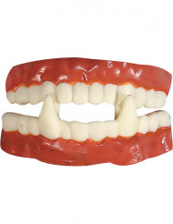 Dentiera vampiro in gomma