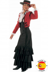 Costume da spagnola per adulto