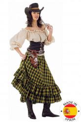 Costume da cow girl da donna
