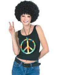Collana Hippie arcobaleno gigante