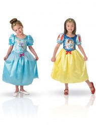 Costume reversibile Biancaneve™ e Cenerentola™ bambina
