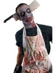 Cerchietto ascia Halloween zombie