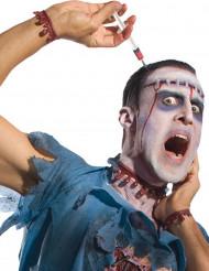 Cerchietto siringa Halloween