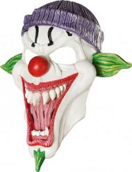 Maschera Clown adulto