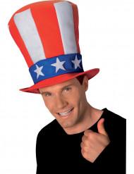 Cappello Zio Sam USA adulto