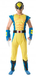 Costume Wolverine™ lusso adulto
