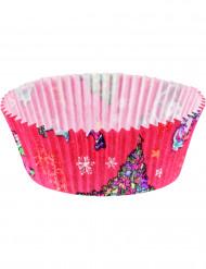 20 incarti cupcake Natale