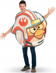 Costume Angry birds Luke X-wing™ pilota adulto