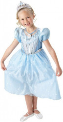 Costume da Cenerentola™ con diadema per bambina