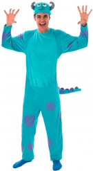Costume Sulley Monstres Academy™ adulto