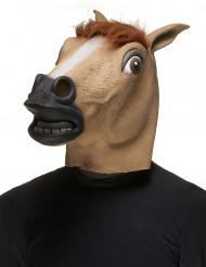 Maschera da cavallo per adulti