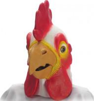 Maschera da gallo per adultiadulto