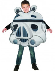 Costume Angry birds Stormtrooper™ bambino