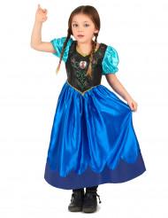 Costume Anna frozen regina delle nevi™ bambina