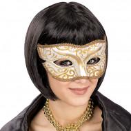 Maschera veneziana con arabeschi adulto