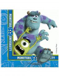 20 tovaglioli di carta Monsters University™