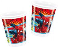 Confezione di 8 bicchieri di Spiderman™