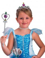 Set principessa argento bambina