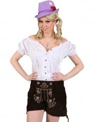 Camicia Bavarese Donna