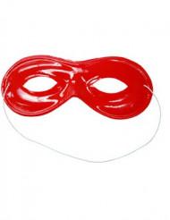 Mascherina rossa bambini